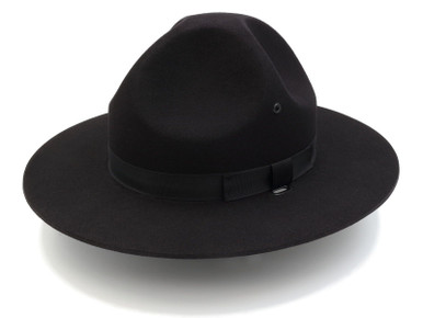 Stratton Felt Campaign Hat (Black)