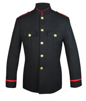 Firefighters HG Jacket w/ Flat Braid