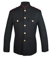 Fire Dept HG Jacket w/ Plain Sleeve