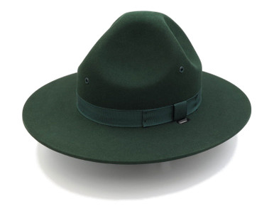 Stratton Campaign Hat Forest Green