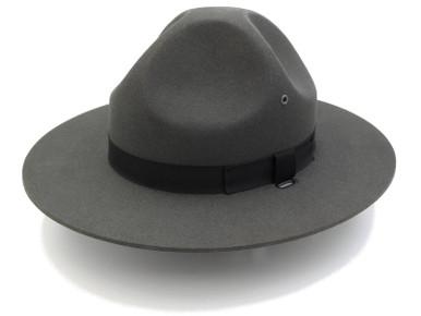Stratton Campaign Hat Graphite Grey