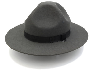 Stratton Campaign Hat Graphite Grey