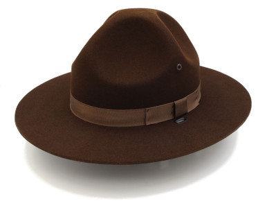 Oklahoma Brown Campaign Hat