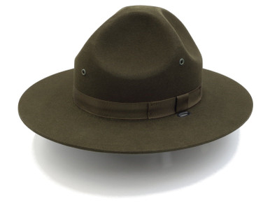 Olive Drab Campaign Hat