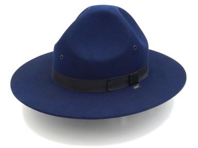 Royal Blue Campaign Hat
