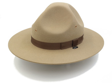 Tan Campaign Hat