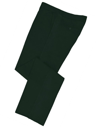 Dark Green Honor Guard Pants