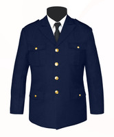 Single Breasted Honor Guard Jacket Navy