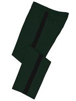 Dark Green Honor Guard Pants w/ Black Trim