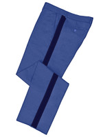Lt Blue Honor Guard Pants w/ Navy Trim