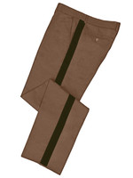 Tan Honor Guard Pants w/ Olive Trim