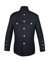 Black Honor Guard Jacket