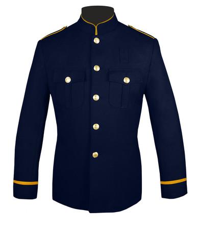 Navy and Gold HG Jacket