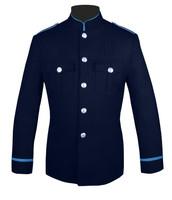 HG Jacket Navy w/ Flat Trim Sleeves