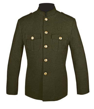 Olive and Black HG Jacket