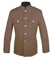 Honor Guard Coat Tan