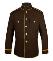 Brown and Gold HG Coat