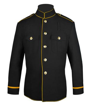 Black/Gold HG Jacket