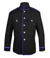Black and Royal HG Coat