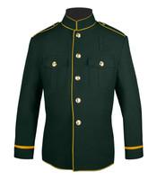 Green/Gold HG Jacket