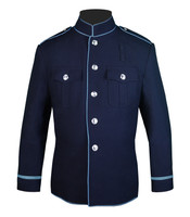 Navy and Powder Blue HG Coat