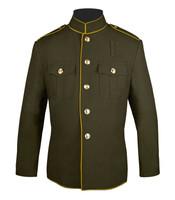 Olive and Gold HG Jacket