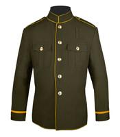 Olive/Gold HG Coat