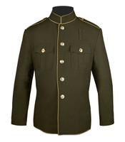 Olive and beige HG Jacket