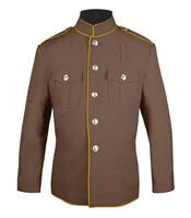 Tan and gold HG Coat