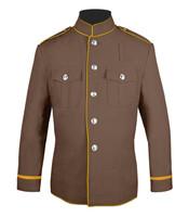 HG Jacket Tan and Gold