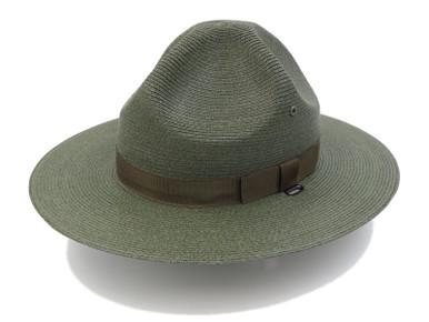 Conservation Green Stratton Straw Hat