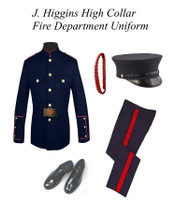 J Higgins High Collar Honor Guard Uniform