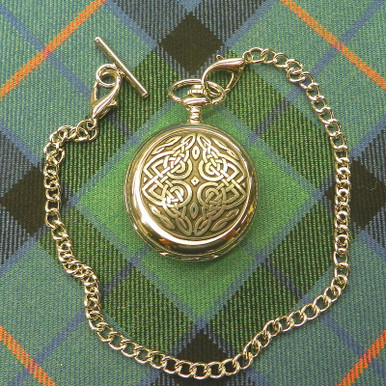 Pocket Watch Celtic
