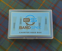 Bandspec Reed Case