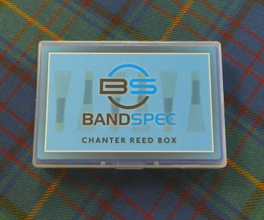 Bandspec Reed Case
