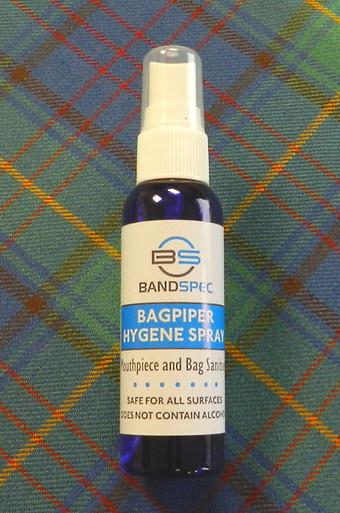Bagpipe Hygiene Spray