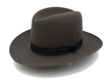 Sheriff Hat (Graphite Grey)