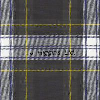Poly/Viscous tartan by the yard (Gordon Dr Mod)