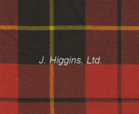 Tartan by the yard (Wallace Red Anc)