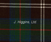 Tartan by the yard (Chisholm Htg Anc)