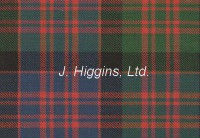 Tartan by the yard (McDonald Clan Anc)