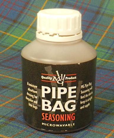 pipe bag seasoning MG