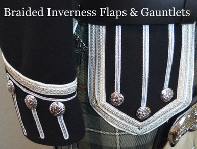 Braided Flaps & Gauntlets