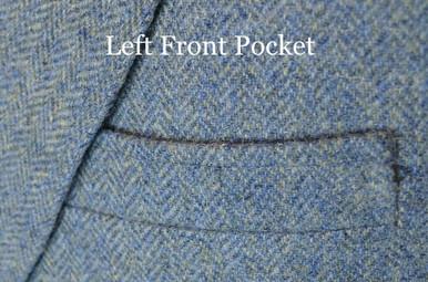 Front Breast Pocket