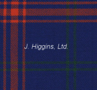 Tartan by the yard (Lynch)