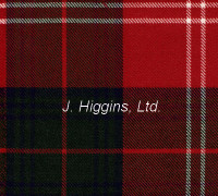 Tartan by the yard (Chisholm Red Mod)