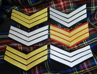Sargent Chevrons