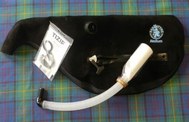 Bannatyne Hide (Hybrid) Pipe Bag