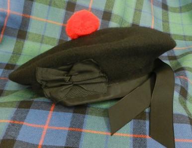 Balmoral hat