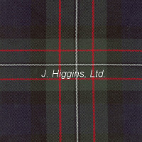 Poly/Viscous tartan by the yard (Ferguson Mod)